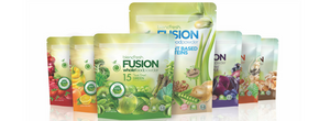 The FUSION Plant Based 7 Product Pack - SAVE $15!