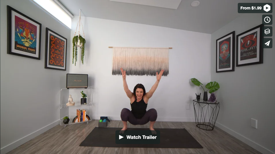 Mindful Mobility Yoga Home Practice with Gina Caputo