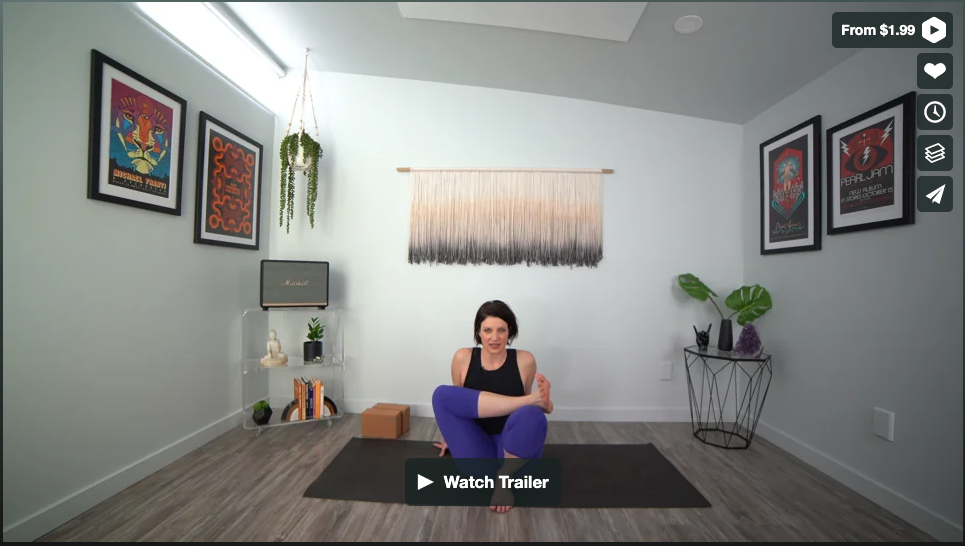 Moonrise: Lunar Slow Flow Yoga Home Practice with Gina Caputo