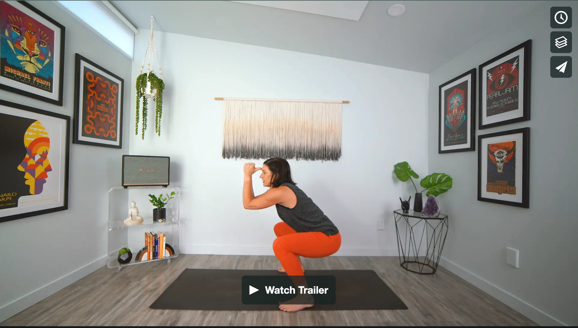 Activate Yoga Home Practice with Gina Caputo
