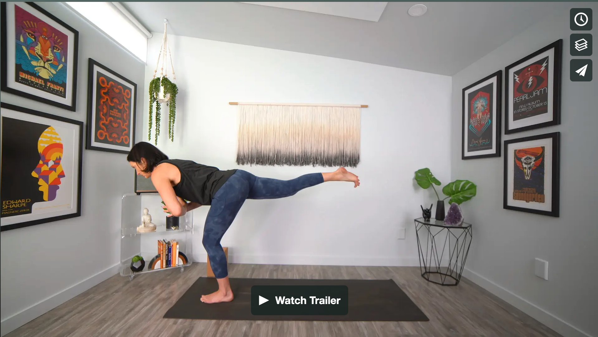 Got Your Back Yoga Home Practice with Gina Caputo