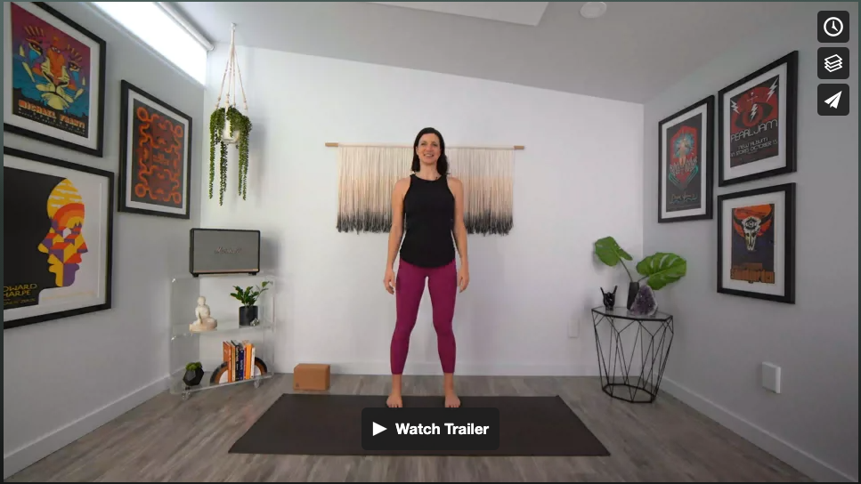 Purify Yoga Home Practice with Gina Caputo