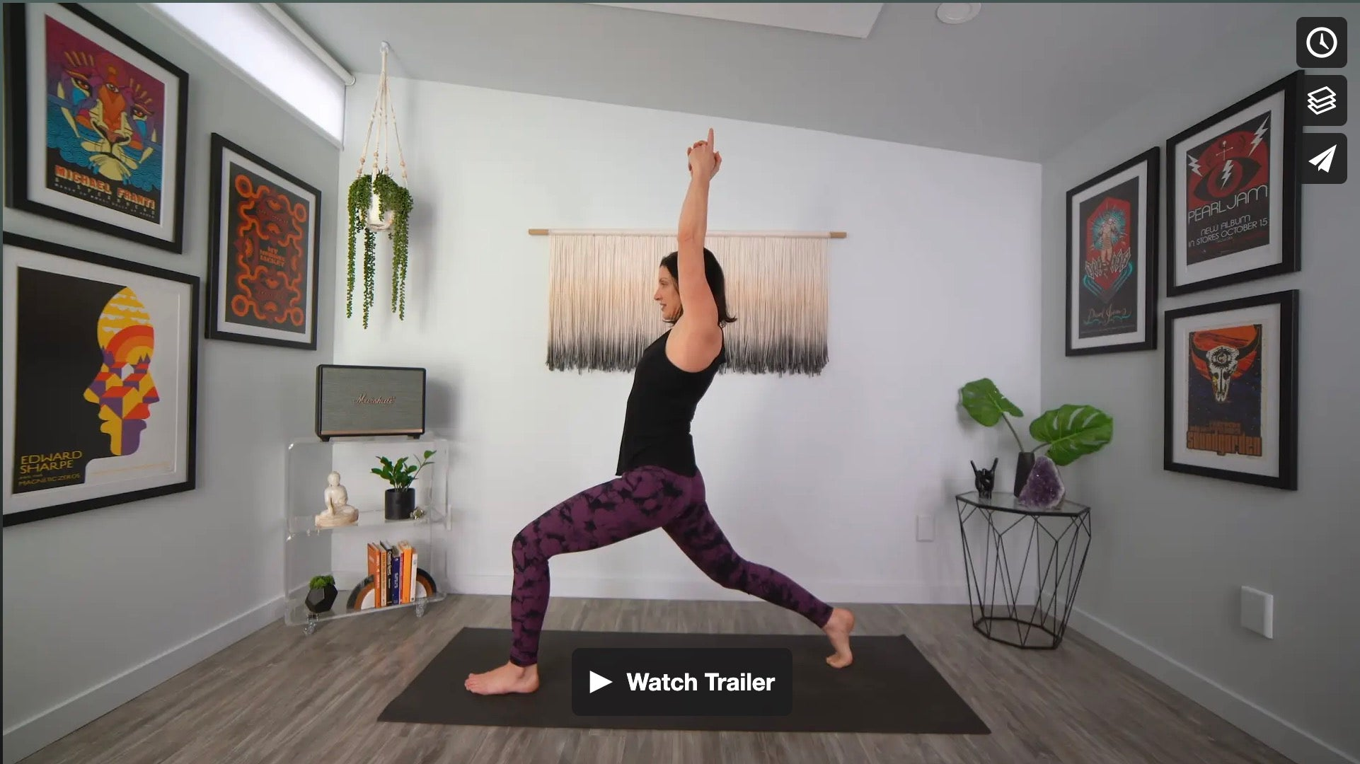 Resolve Yoga Home Practice with Gina Caputo