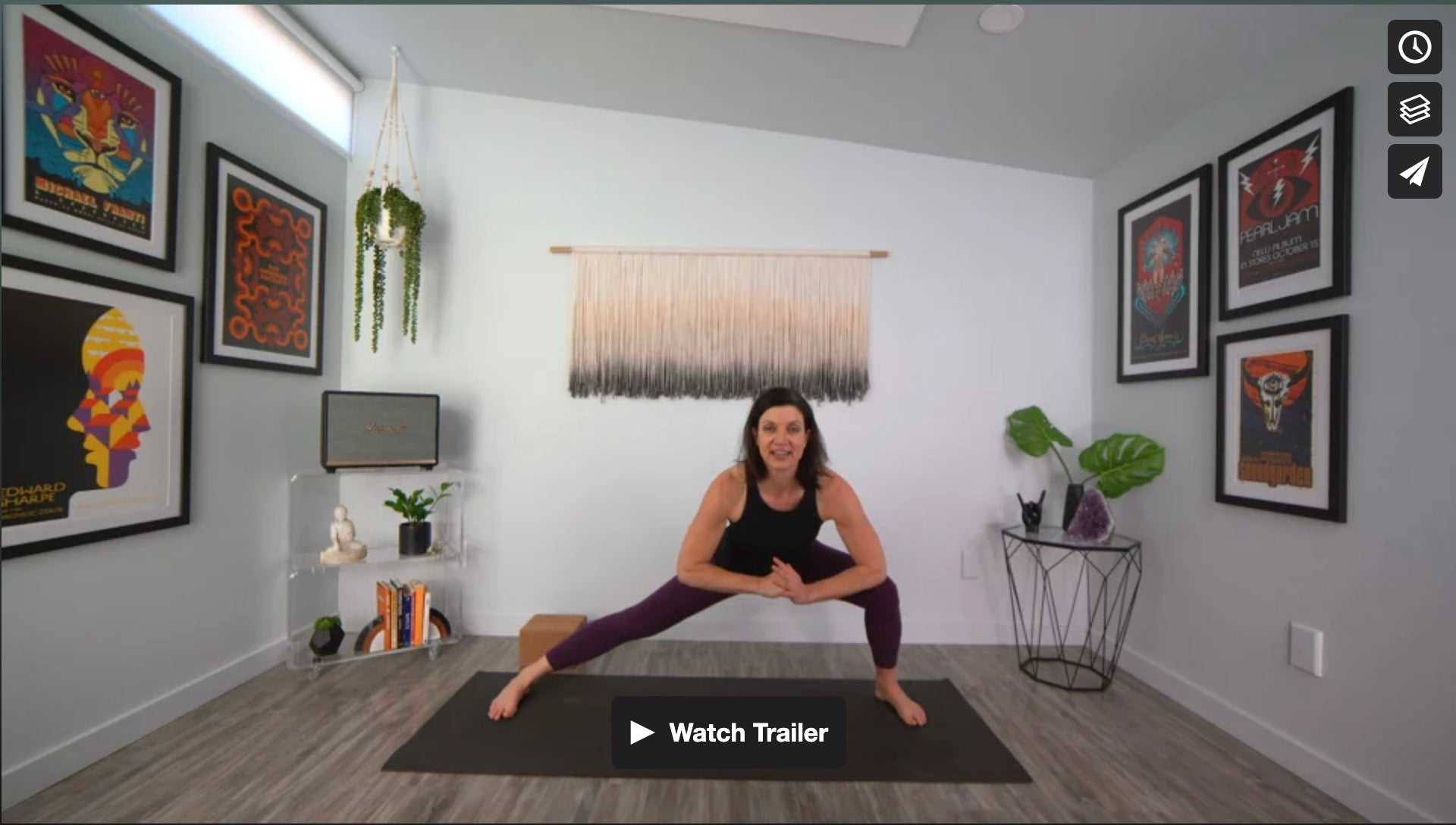 Change of Pace Yoga and Mobility Home Practice with Gina Caputo