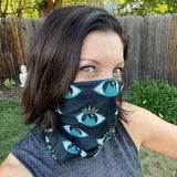 Eye of Truth Tube Bandana