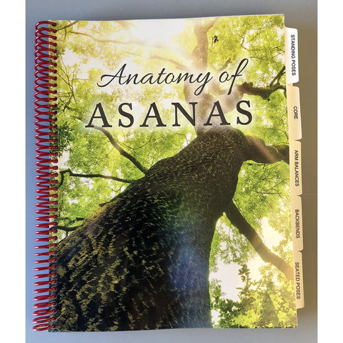 Anatomy of Asanas Workbook
