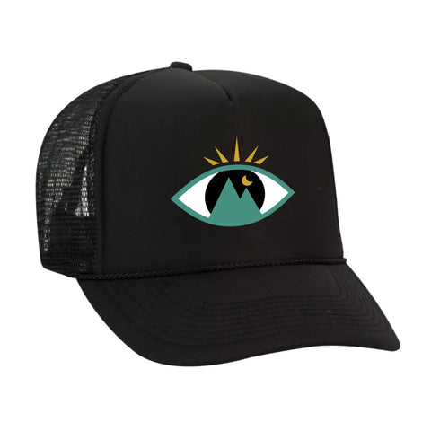 Eye of Truth Trucker Hat
