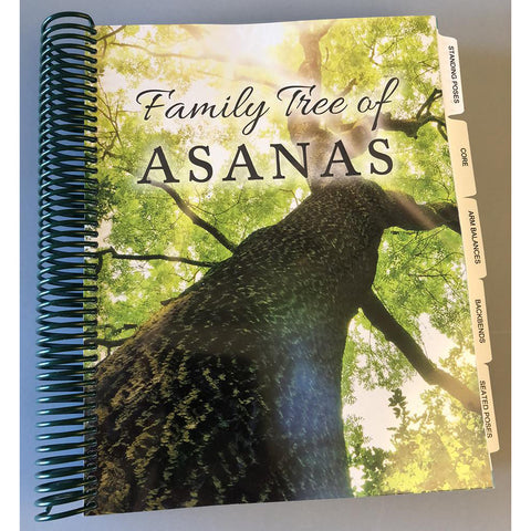 Family Tree of Asanas Workbook