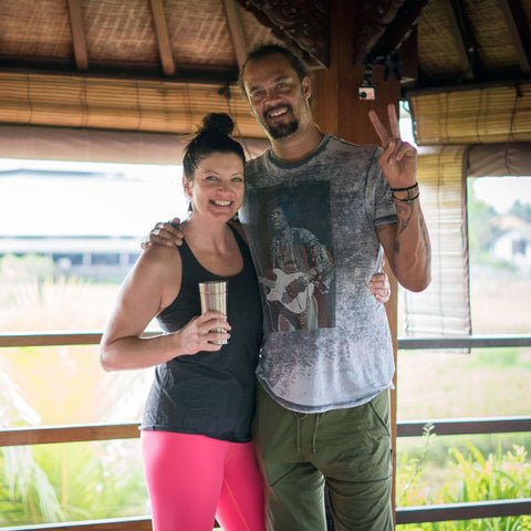 Soulrocker Retreat with Michael Franti at Soulshine Bali