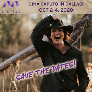 Workshops in Dallas, TX - Save the Dates!