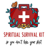 Potluck Spiritual Survival Kit
