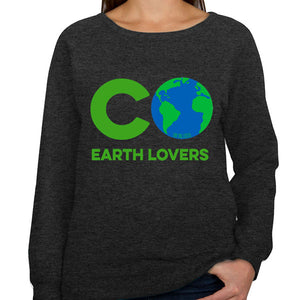 CO Earth Lovers Sweatshirt