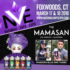 National Vape Expo | Foxwoods, CT | March 17th & March 18th 2018