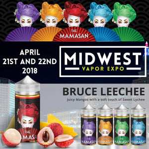 Midwest Vapor Expo | April 21st - April 22nd 2018