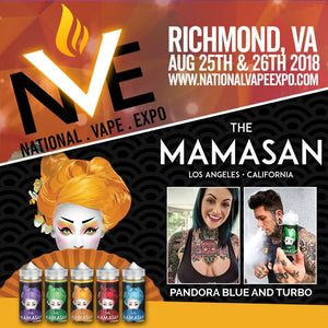 National Vape Expo | Richmond, VA | Aug 25th - Aug 26th 2018