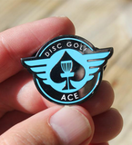 ACE Disc Golf Pin