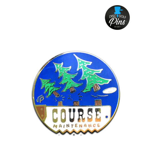 JOMEZ - Course Maintenance Pin