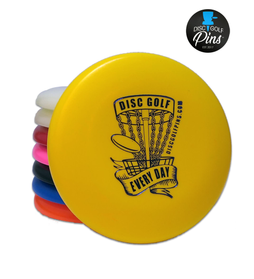 Disc Golf Every Day Mini-Marker