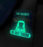 The Basket Is Out There Pin