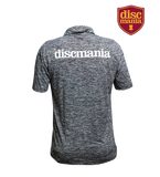 Discmania Shield Polo Svart