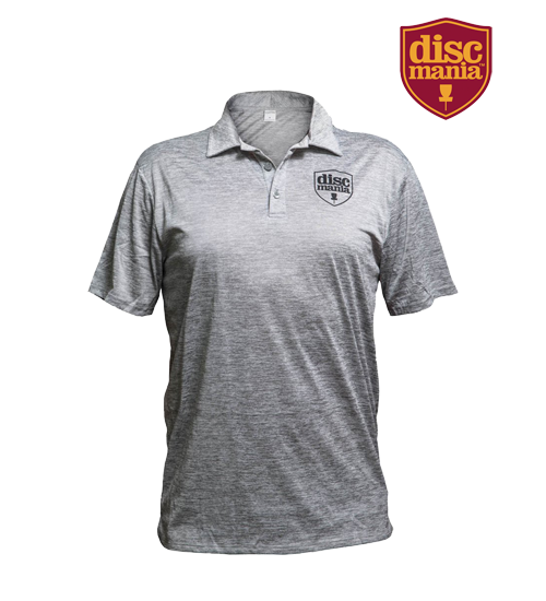 Discmania Shield Polo Silver