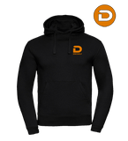 Discexpress & D Discgolf Funktions Hoody (Unisex)