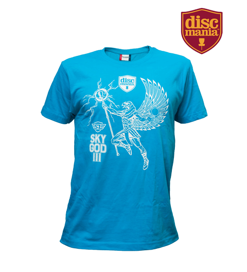 Discmania Sky God 3 T-Shirt