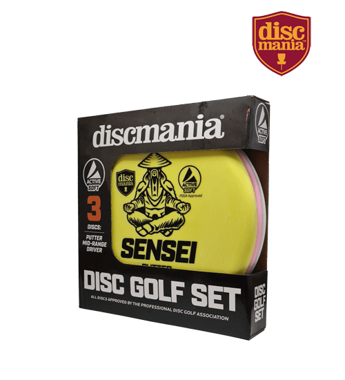 Discmania Active Soft 3-Disc Box Set