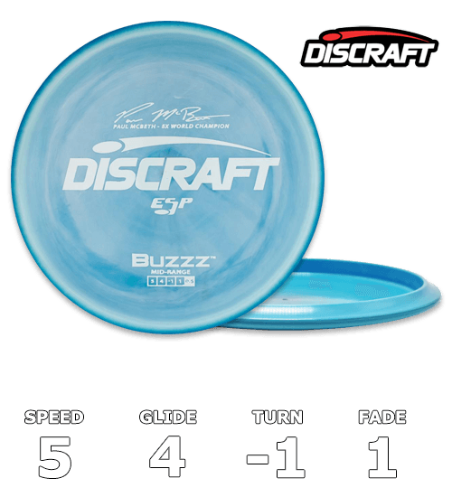 Buzzz ESP Paul McBeth Signature Series
