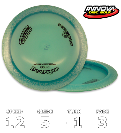 Destroyer Blizzard Champion Innova