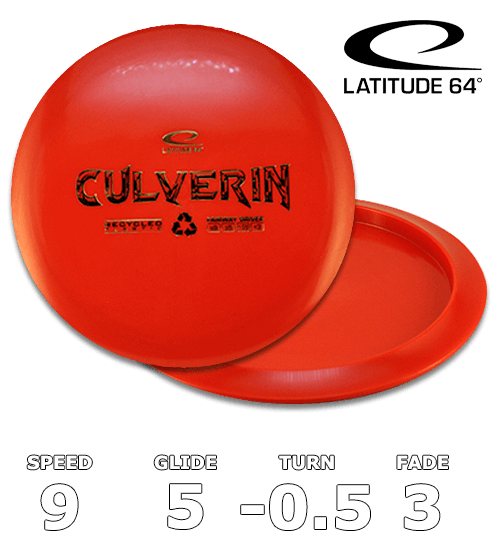 Culverin Recycled