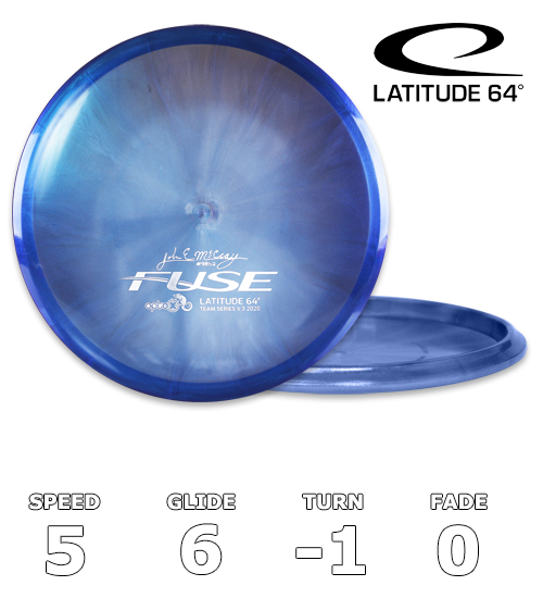Fuse Opto-X Chameleon - Johne McCray Team Series V3