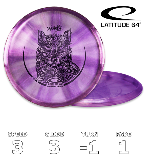 Pure Opto-X Glimmer - Kristin Tattar 2020 Team Series Volume 2