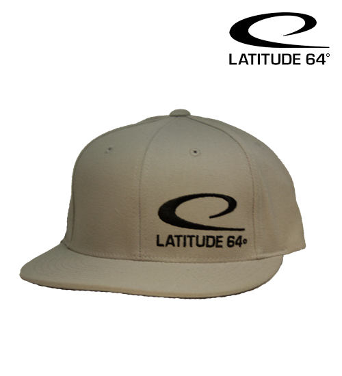 Latitude 64 Snapback Flat Bill Adjustable Hat