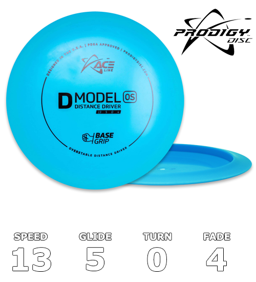D Model OS ACE Base Grip