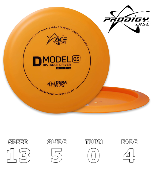 D Model OS ACE Dura Flex