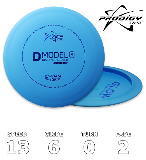 D Model S ACE Glow Base Grip