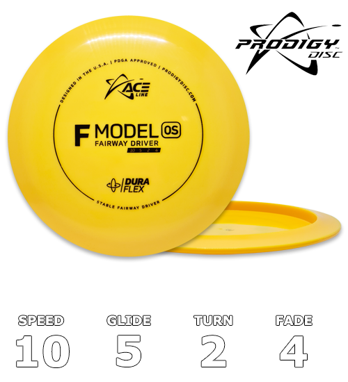 F Model OS ACE Dura Flex