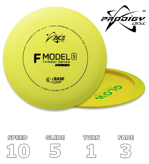 F Model S ACE Glow Base Grip