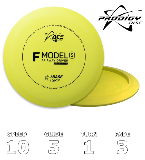 F Model S ACE Base Grip