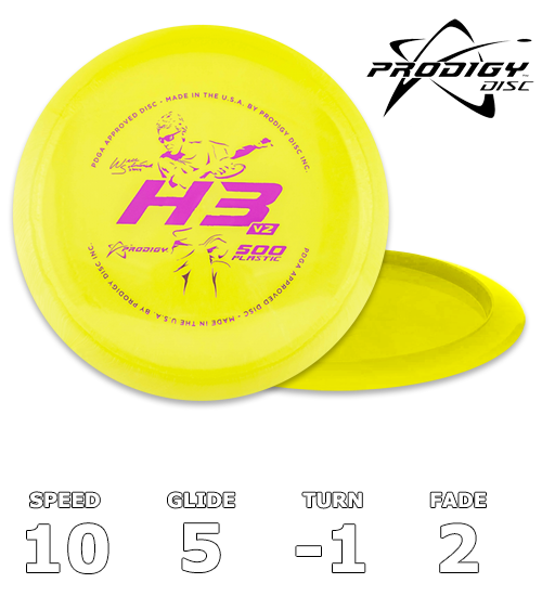 H3 V2 500 - Will Schusterick Signature Series