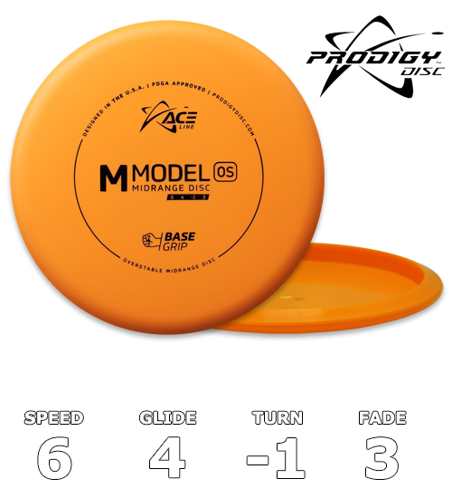 M Model OS ACE Base Grip