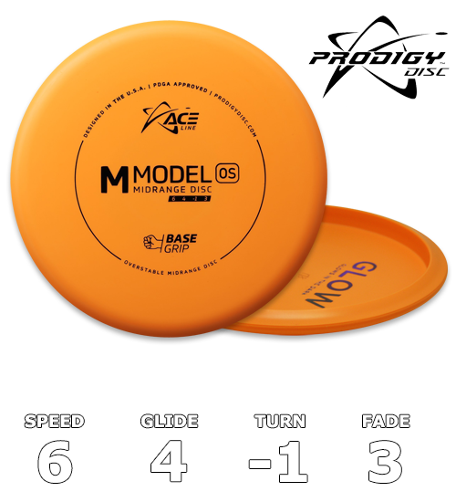 M Model OS ACE Glow Base Grip