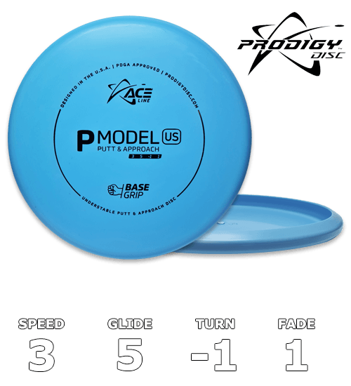 P Model US ACE Base Grip