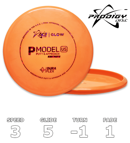 P Model US ACE Dura Flex Glow