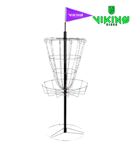Battle Basket Viking Discs