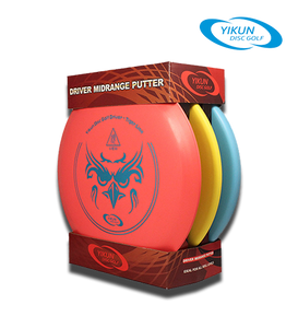 Yikun - Beginner disc golf set / Starter-Pack