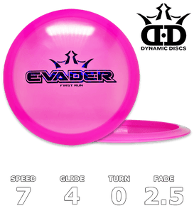 Evader Lucid – First Run