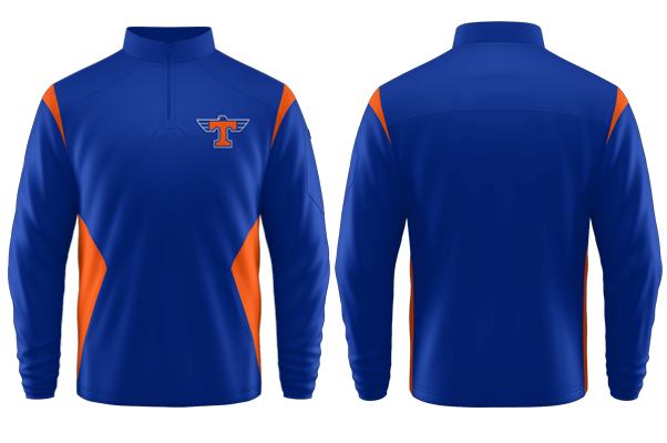 Men's Game Day Sublimated Jacket #1- Midweight Tech Fleece