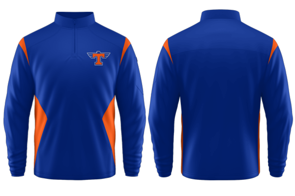 Women's Game Day Sublimated Jacket #1- Midweight Tech Fleece